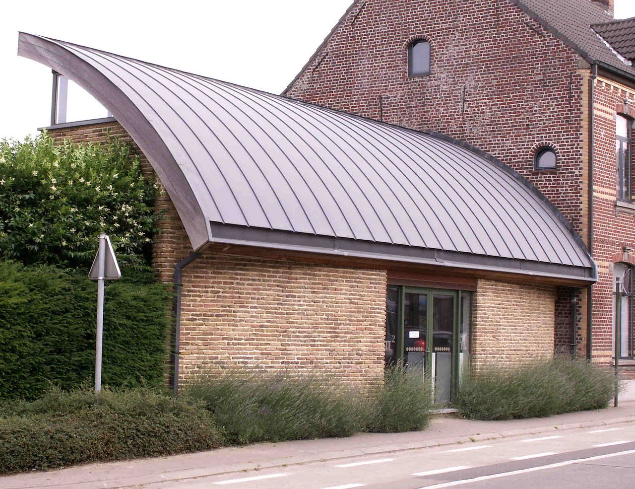 Sheet Metal Round Roof List Of Commercially Available