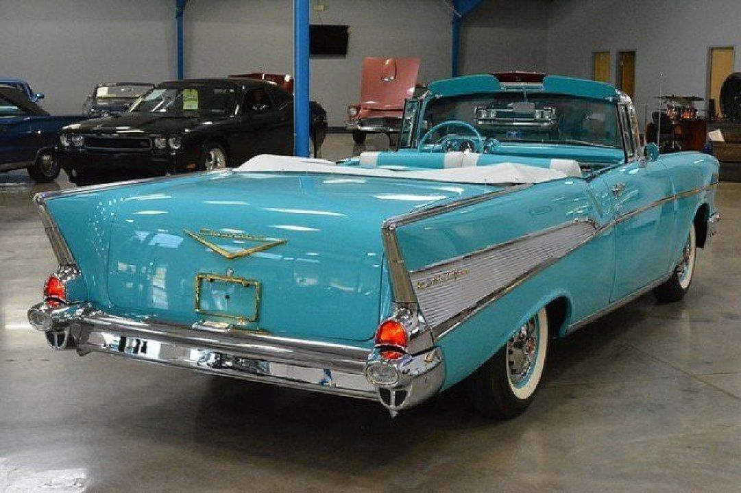 1957 Chevrolet Bel Air for sale near Salem, Ohio 44460 - Autotrader ...