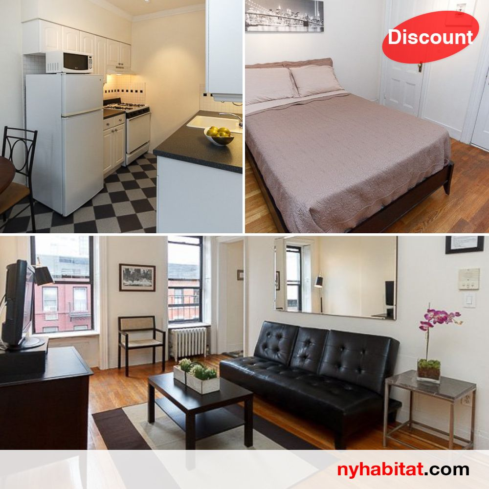 1 Bedroom Apartment In New York