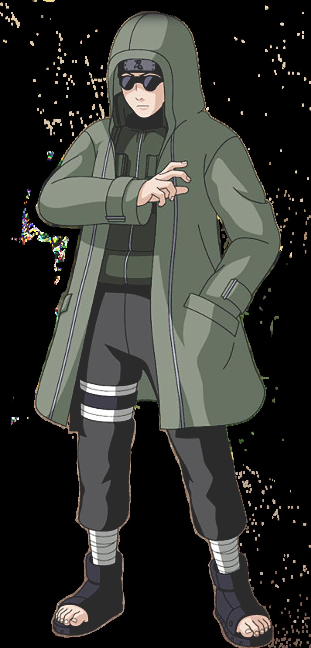 Shino Aburame by Jose08   Personajes de naruto, Naruto ...