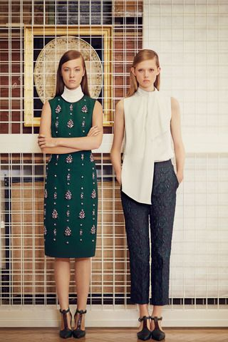Erdem Pre-Fall 2014 Collection Slideshow on Style.com