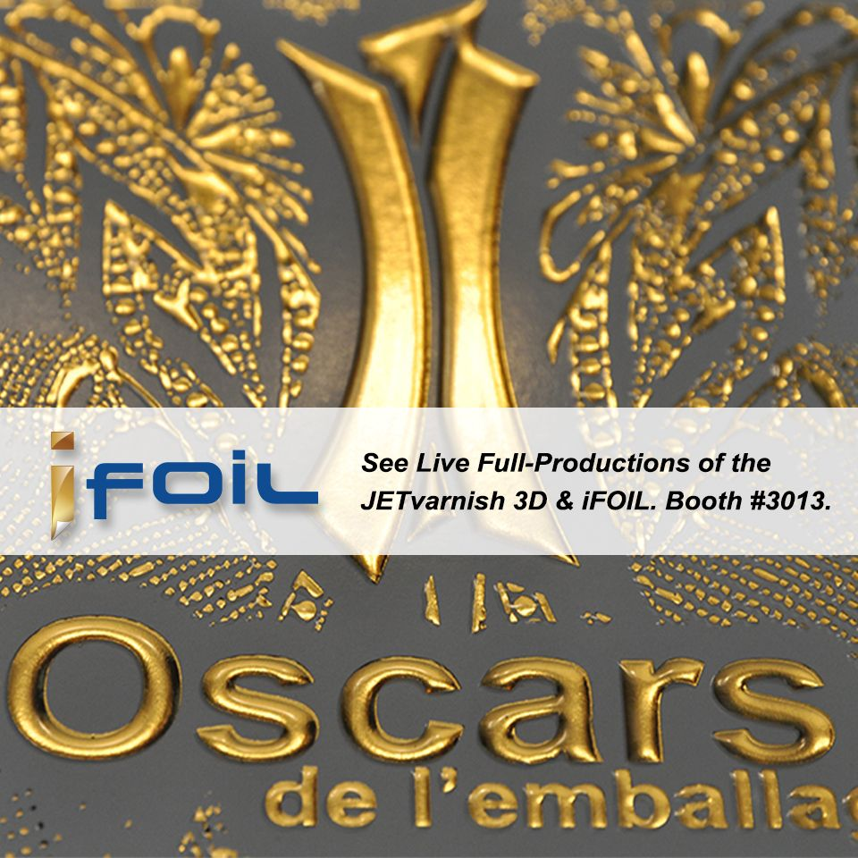 Open the doors to digital embossing and hot foil stamping