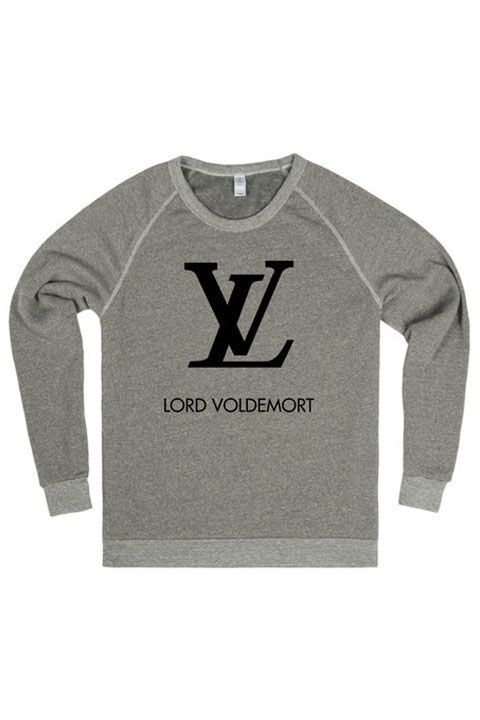 Lord Voldemort Sweater, $49.65, skreened.com