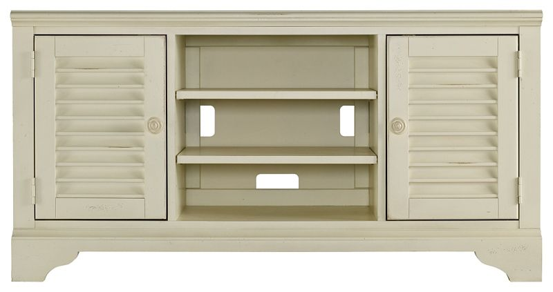 stanley furniture coastal living cottage tv cabinet w doors