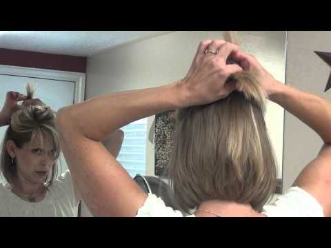 How to French Braid Your Own Hair Tutorial | Makeup and ...