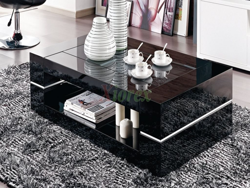 Glass Coffee Table All Modern Variant Living Center Table Living Room Glass Table Living Room Centre Table Design [ 768 x 1024 Pixel ]