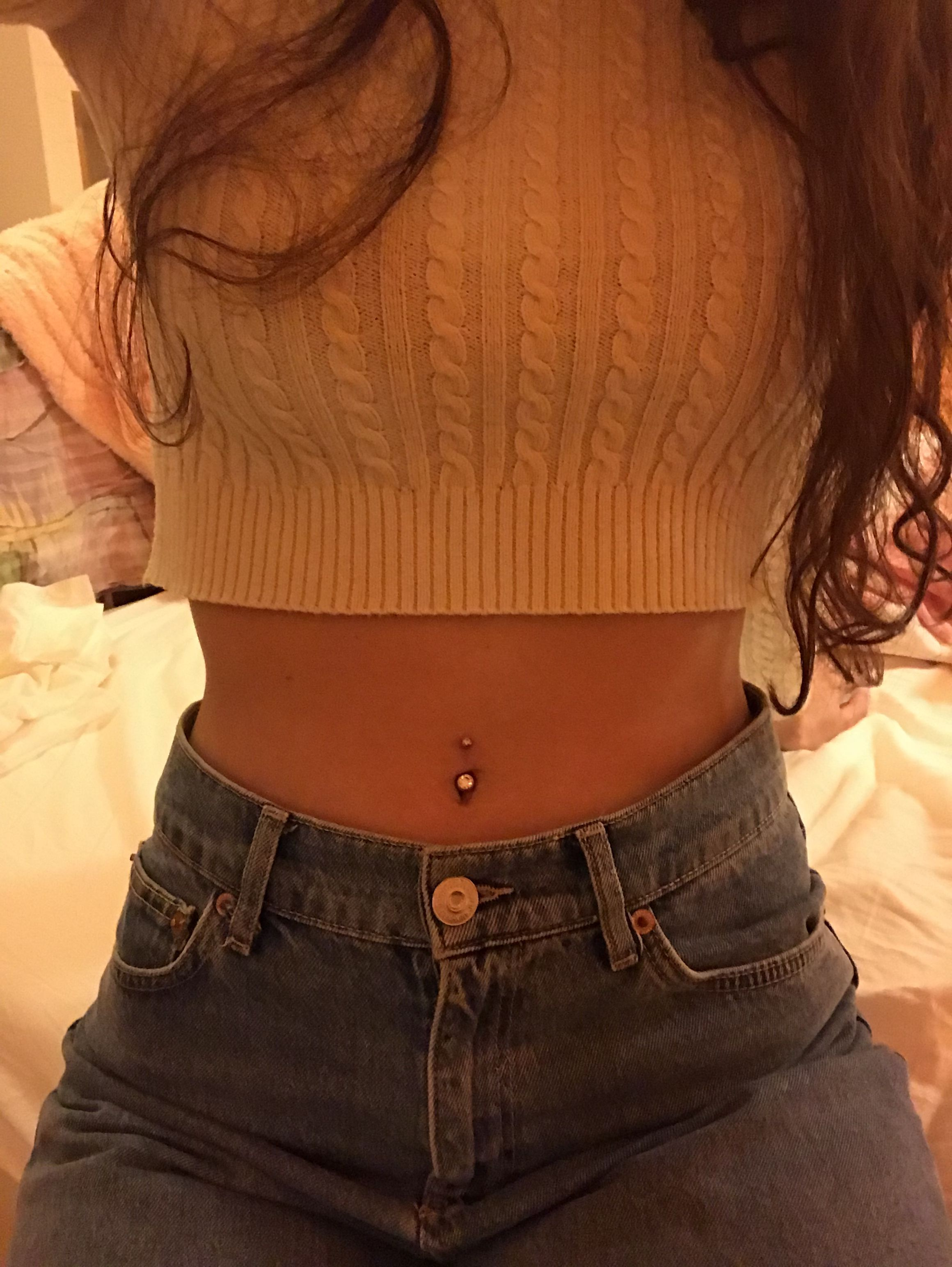 Park Art My WordPress Blog_How To Put On A Waist Trainer With A Belly Piercing