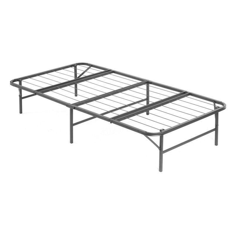 Pragma Bed Simple Base Quad Fold Bed Frame