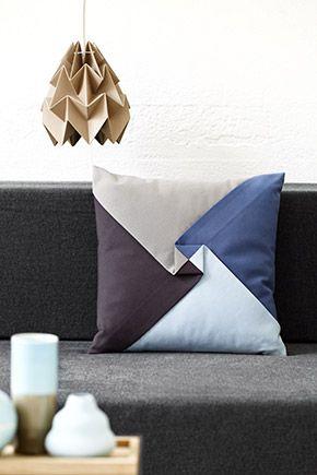 1+1 Design - Textildesign, Pude kollektion, Butiksdesign, Udstilling