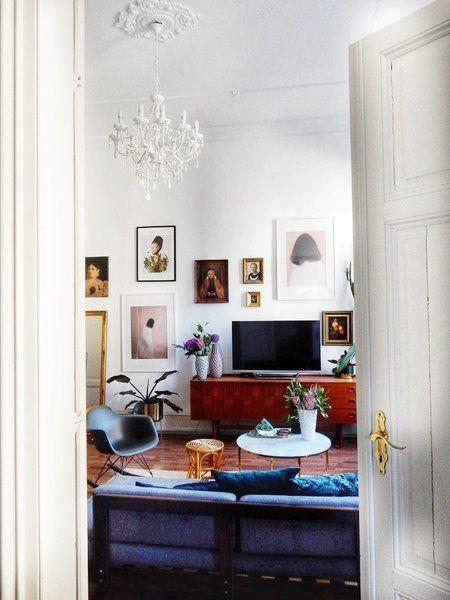 Farbideen Für Wohnzimmer. farbideen wohnzimmer - trendfarbe greenery ...