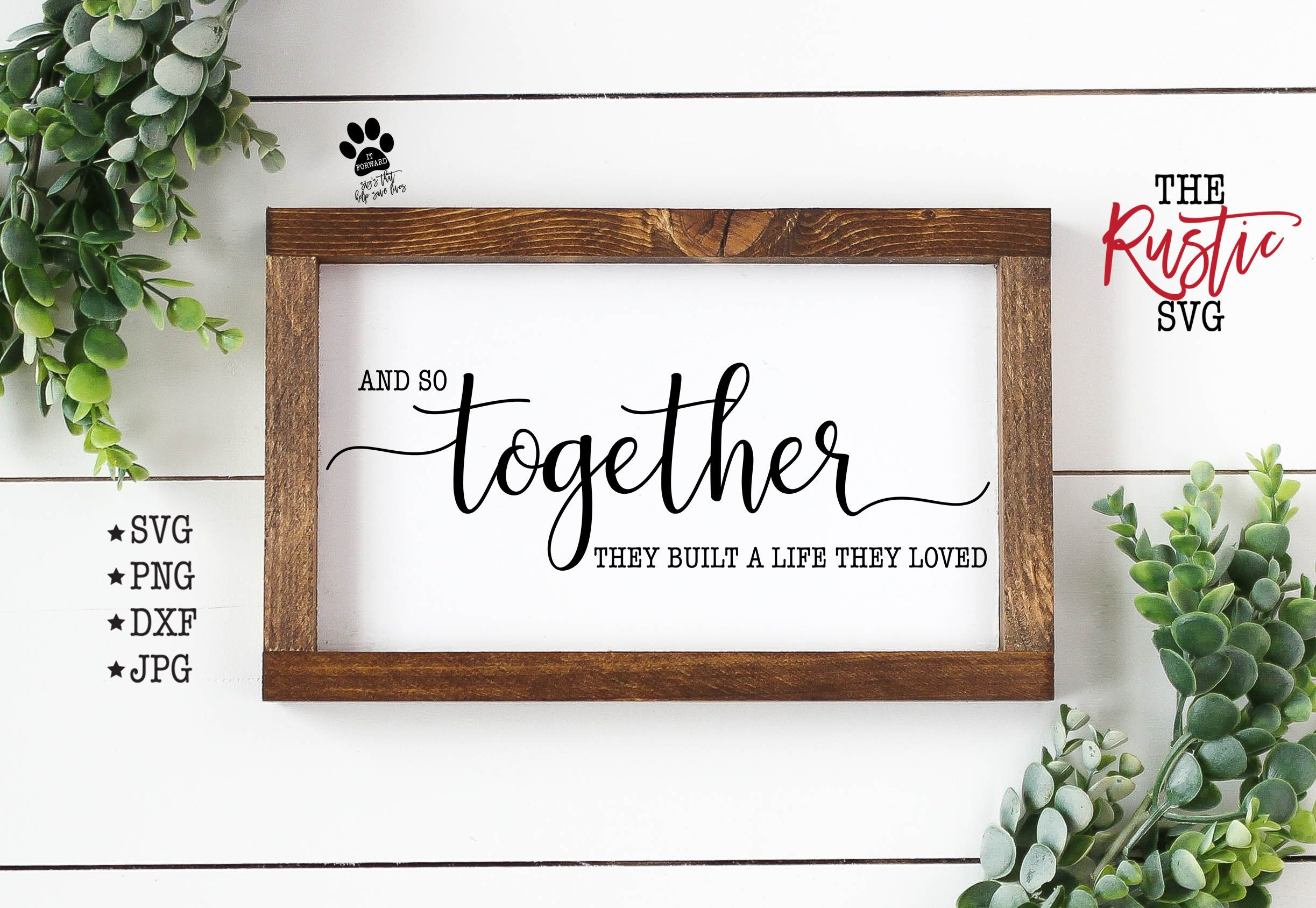 Download And So Together They Built A Life They Loved, Printable ...