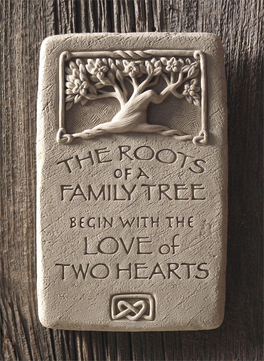 Roots of Love Carruth Studio Geld geven, 50jarig