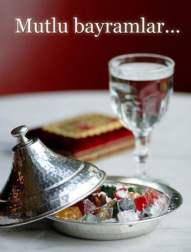 Colevurgun Huzur Evinizden Gitmeyen Misafiriniz Olsun Hayirli Bayramlar Eid Decoration Handmade Flowers Paper Ramadan