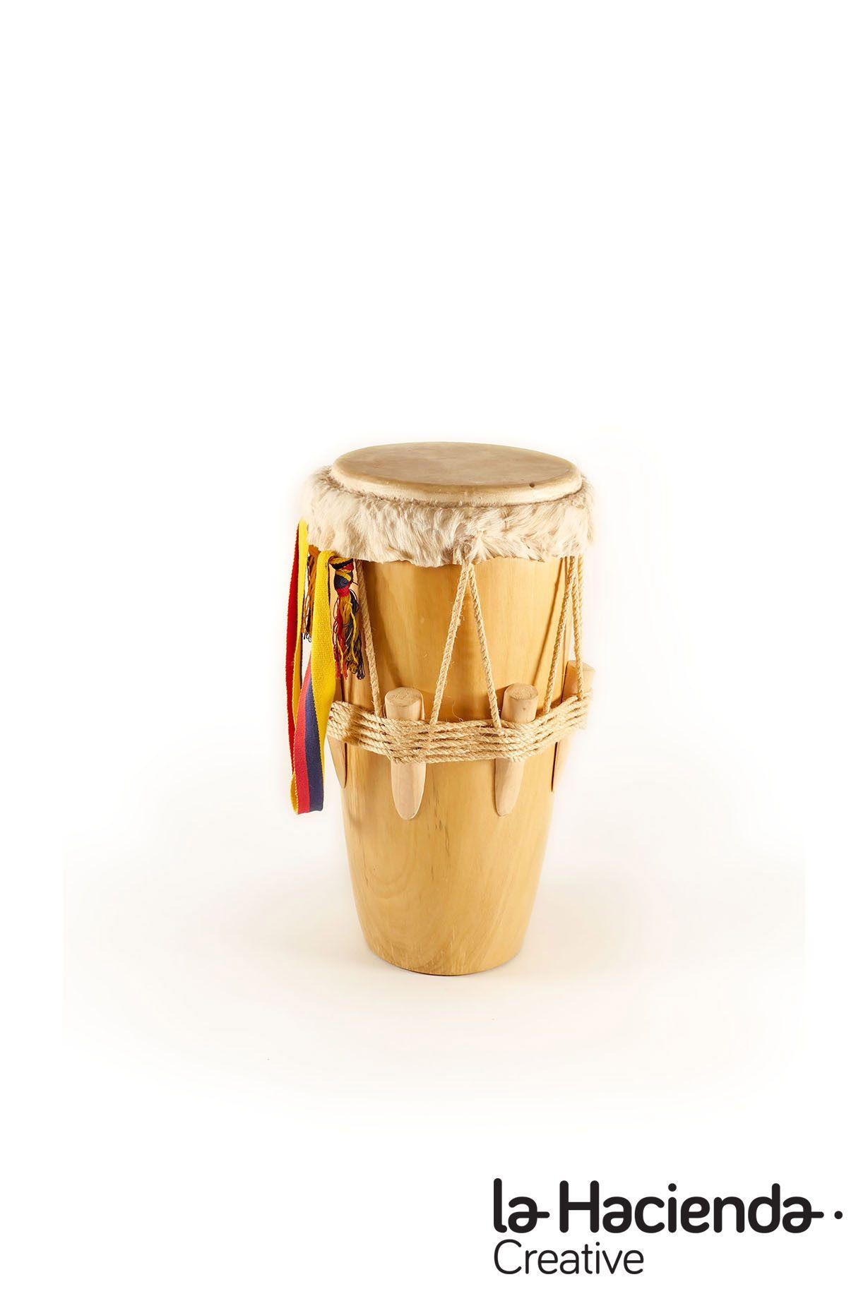 Big Colombian Tambora Instrumente