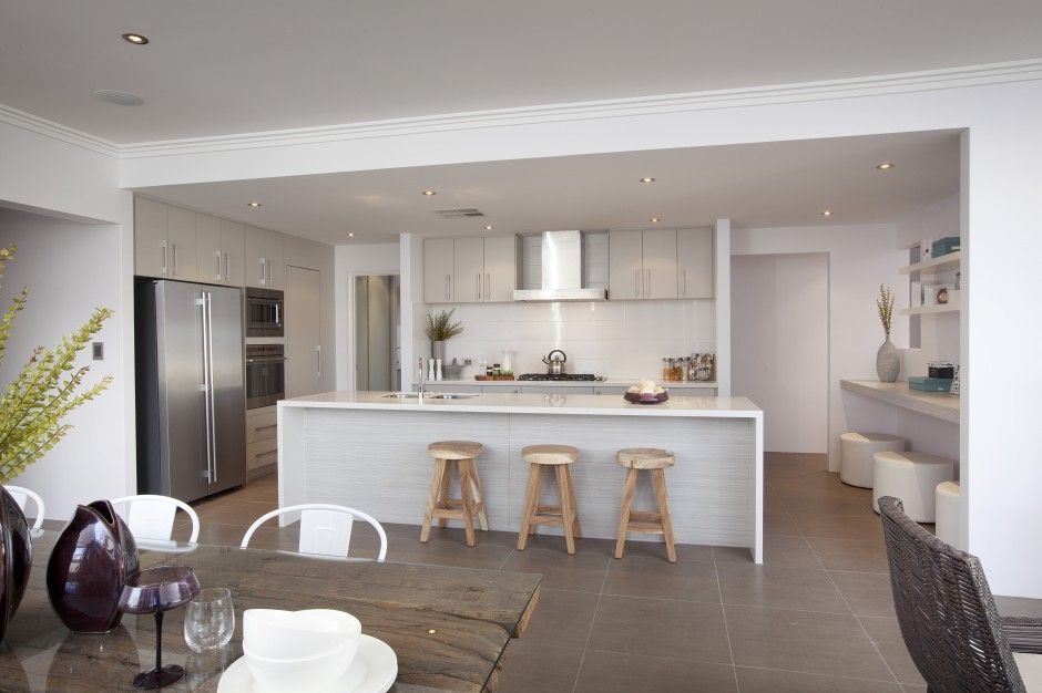 The millbridge blueprint homes new home builders perth wa for Kitchen designs perth