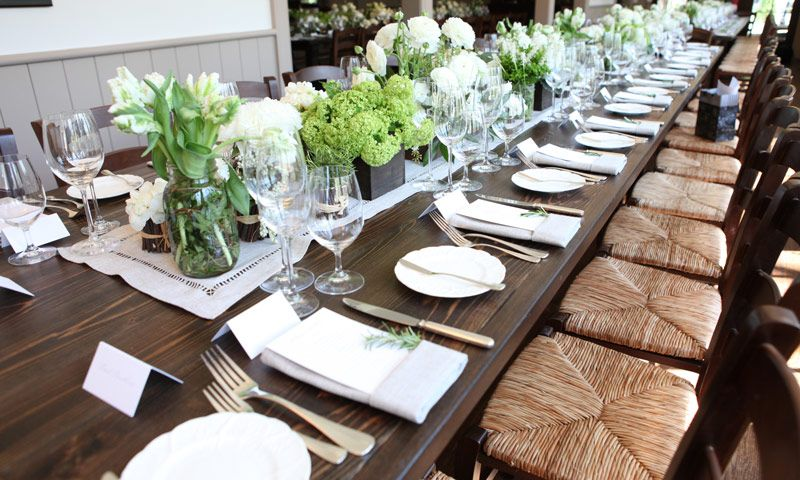 Rustic Farm Table For Rent Westchester Ny Party Rental Nj Ct