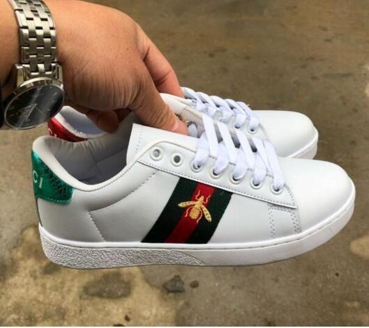 957d72d71 Gucci Ace Leather Tennis Shoes #fashion #clothing #shoes #accessories # mensshoes #casualshoes (ebay link)