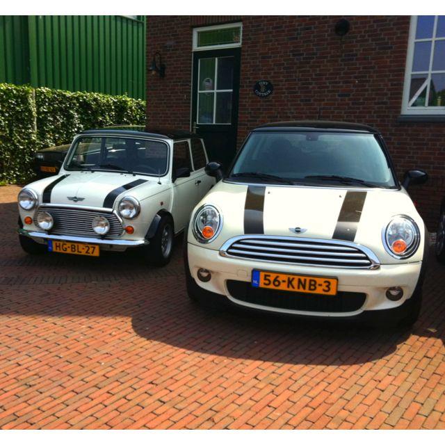 Old and new at Ben van Leeuwen