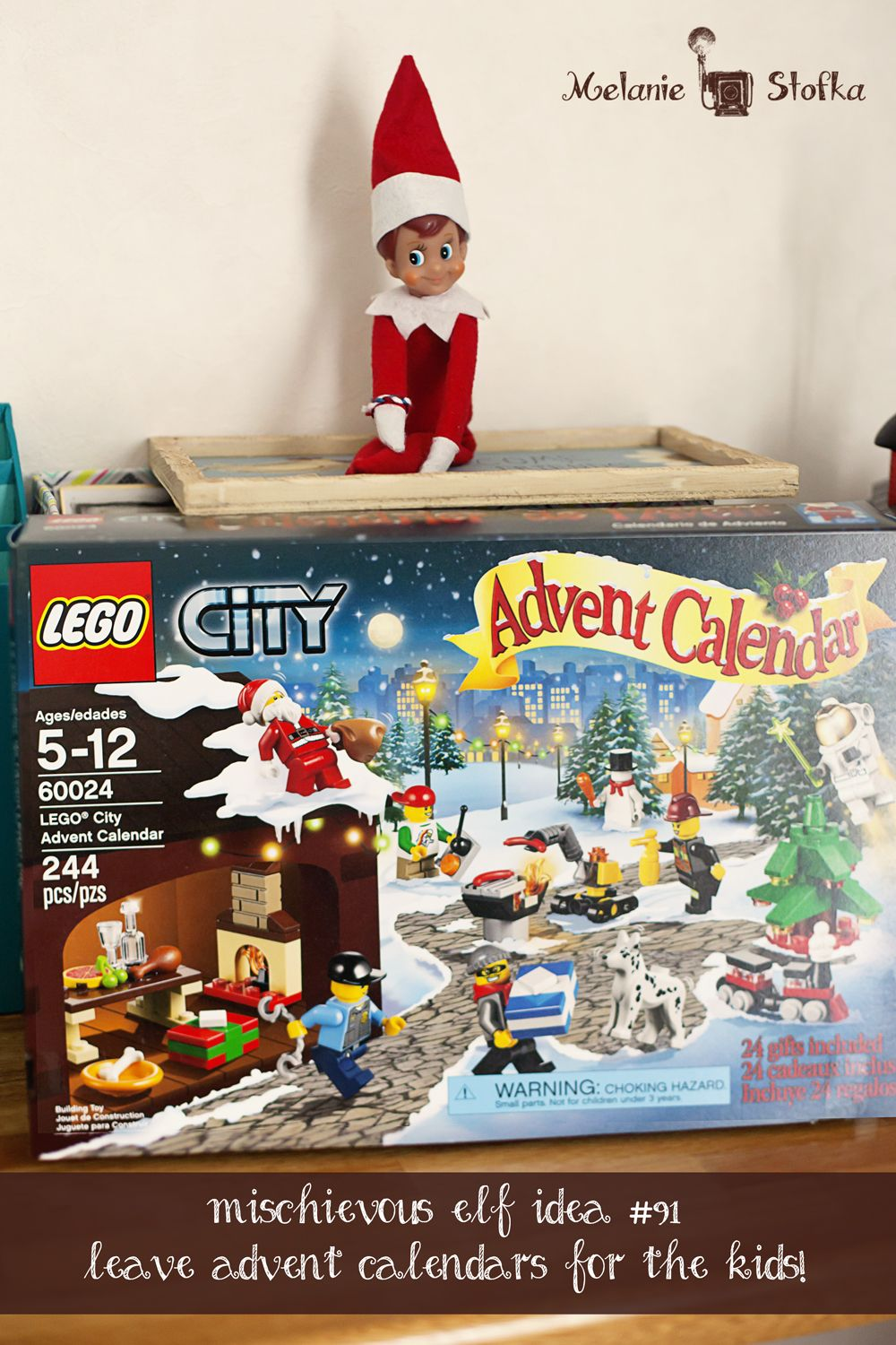 Elf Leaves Advent Calendars For The Kids Plus Links To Almost