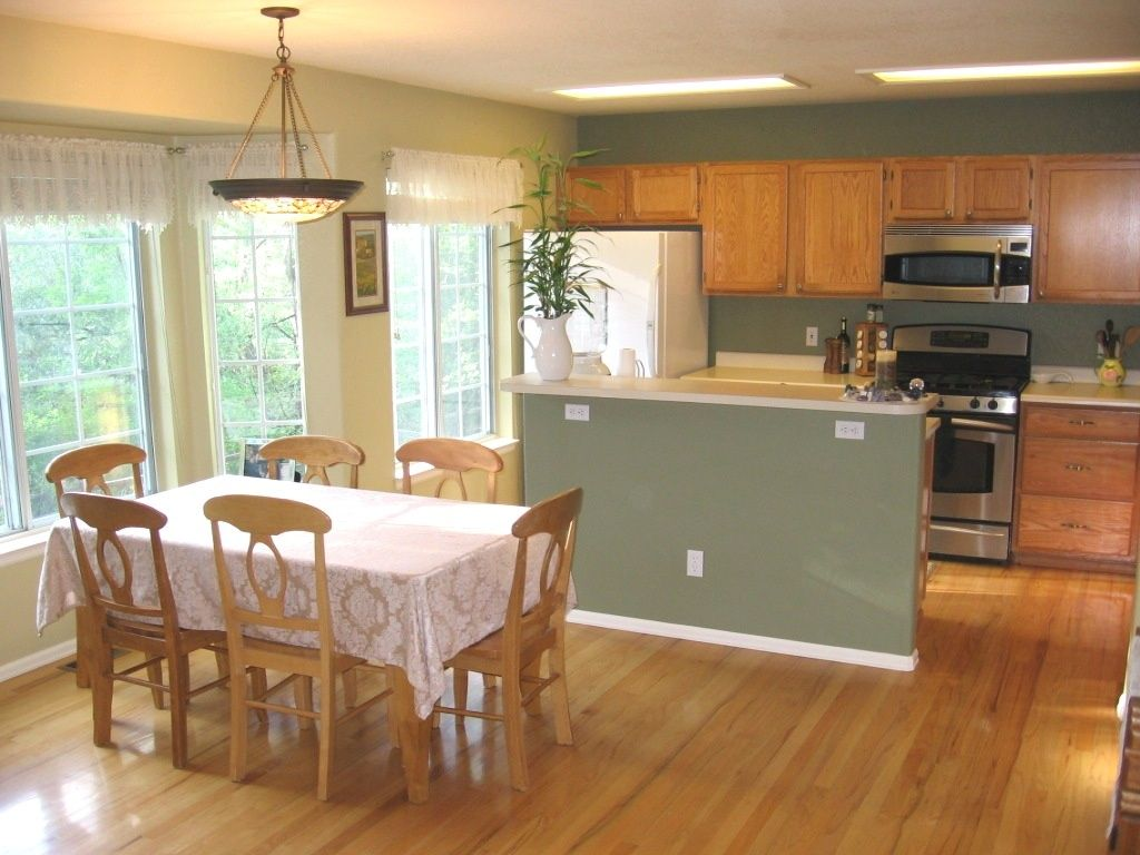 How to paint an open floor plan house google search kitchen