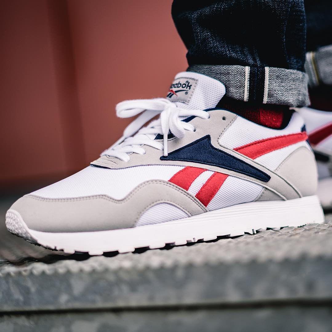 Reebok Rapide MU Grey Red | Reebok, Sneakers, Latest sneakers