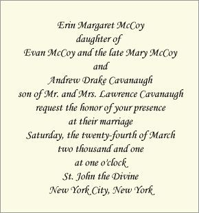 Wedding Invitation Wording Deceased Father Wording For Wedding