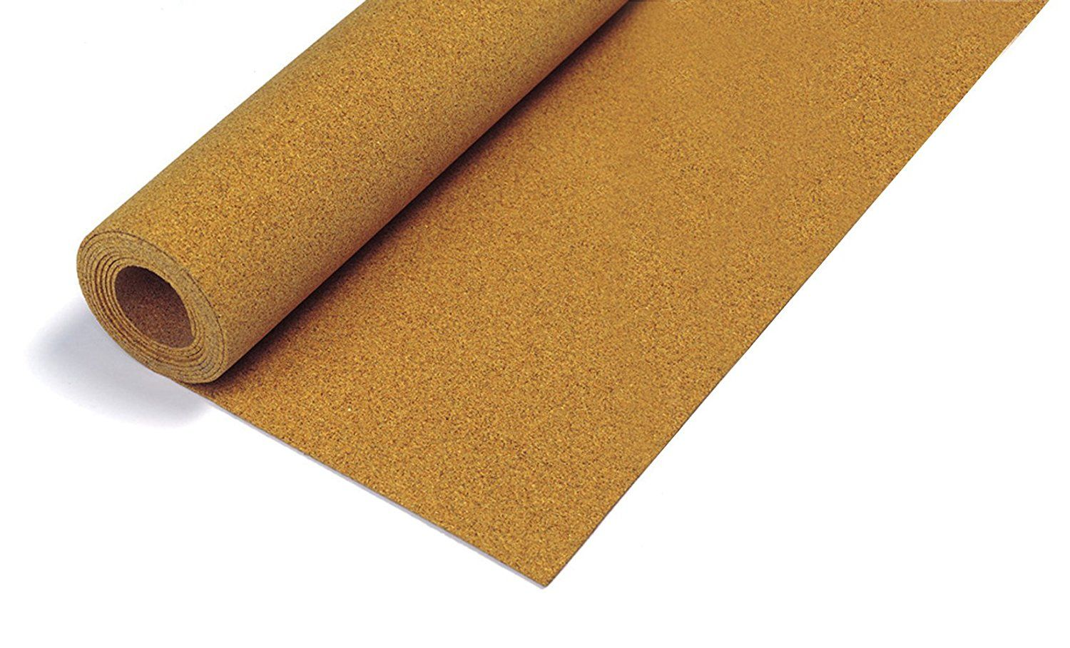 Qep 72000q Natural Cork Underlayment 1 X2f 4 Inch Roll Carpet Underlayments Amazon Com Cork Underlayment Underlayment Black Friday Tools