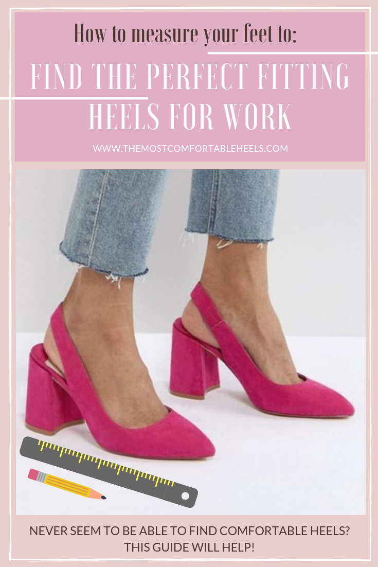 c872dcfde63 How To Measure Your Feet To Find Comfortable Heels shoe size chart shoe  size conversion big size heels comfortable comfortable shoes heels shoes  heels ...