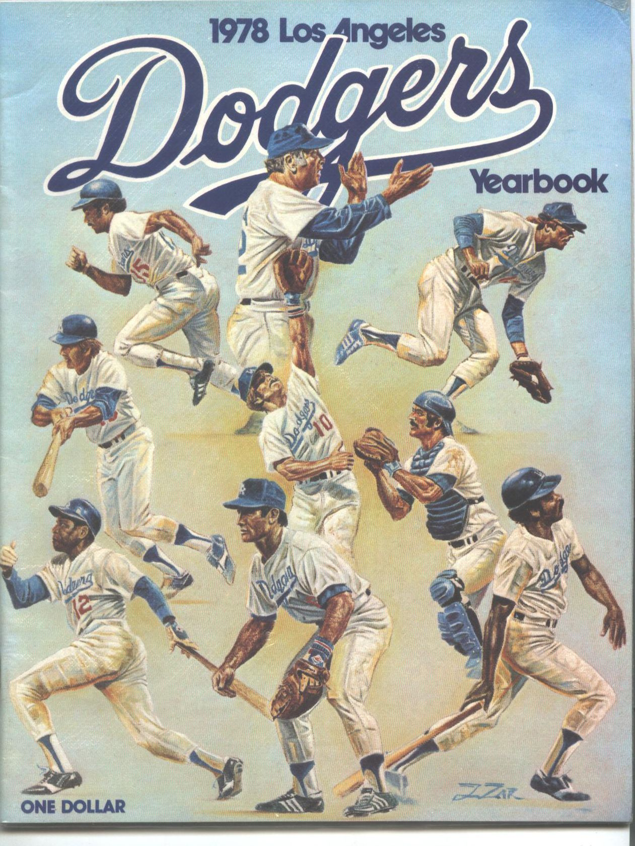 1978 Los Angeles Dodgers Yearbook In Near Mint Condition 8 Plus Shipping Pb Orlampa Com Dodgers Los Angeles Dodgers Dodgers Baseball