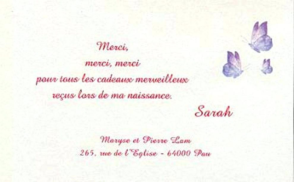 texte remerciement invitation mariage