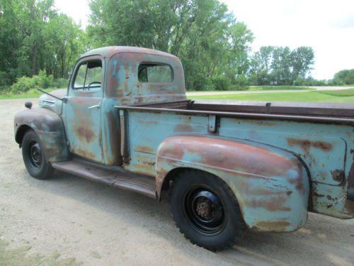 Buy Used 1949 Ford Pickup F3 1948 1950 1951 1952 1953 F1 F2 Rat