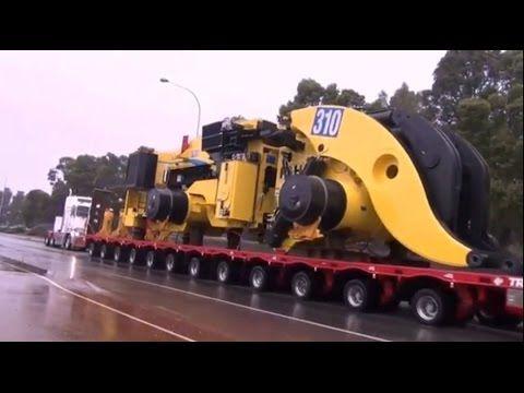 The Biggest And Longest Trucks In The World Explorer Truck Big Trucks Trucks