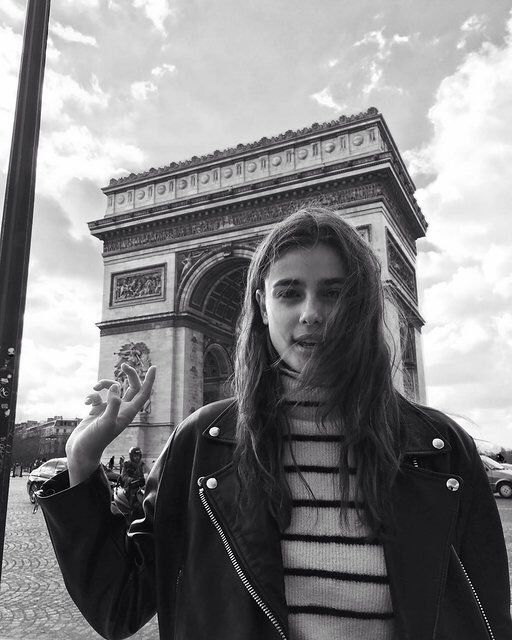 24 Hours in the Life of Taylor Hill at Paris Fashion Week