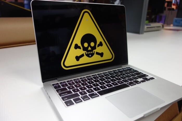 Don't believe the marketing hype - Macs do get viruses and MalWare. 20 clients this week had infected machines.
