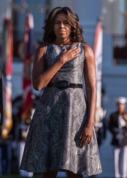 192cca9b5ae70 Michelle Obama's 65 Best Style Moments as First Lady | Michelle ...