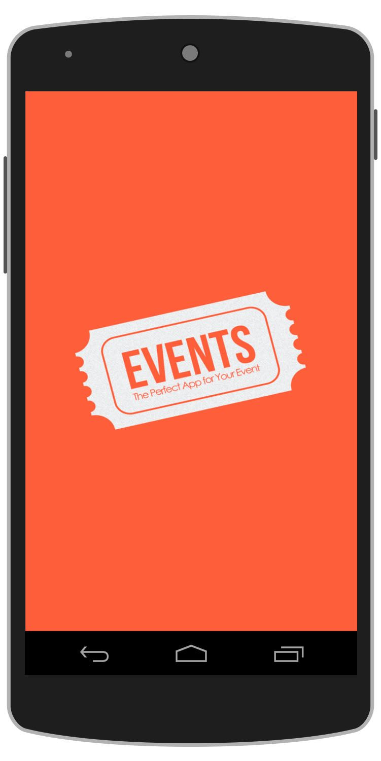Event Android Full Template with WordPress Backend