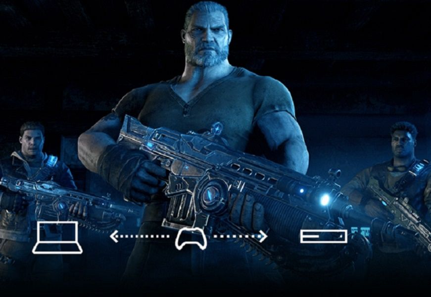 'Gears Of War 4' Gets Cross-Play Support For Xbox One And PC Gamers