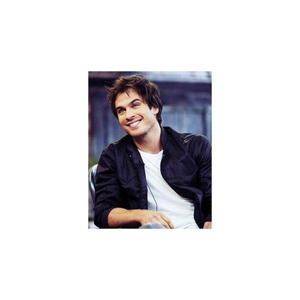 Ian Somerhalder ❤ liked on Polyvore featuring ian somerhalder, people, pictures, vampire diaries and boys