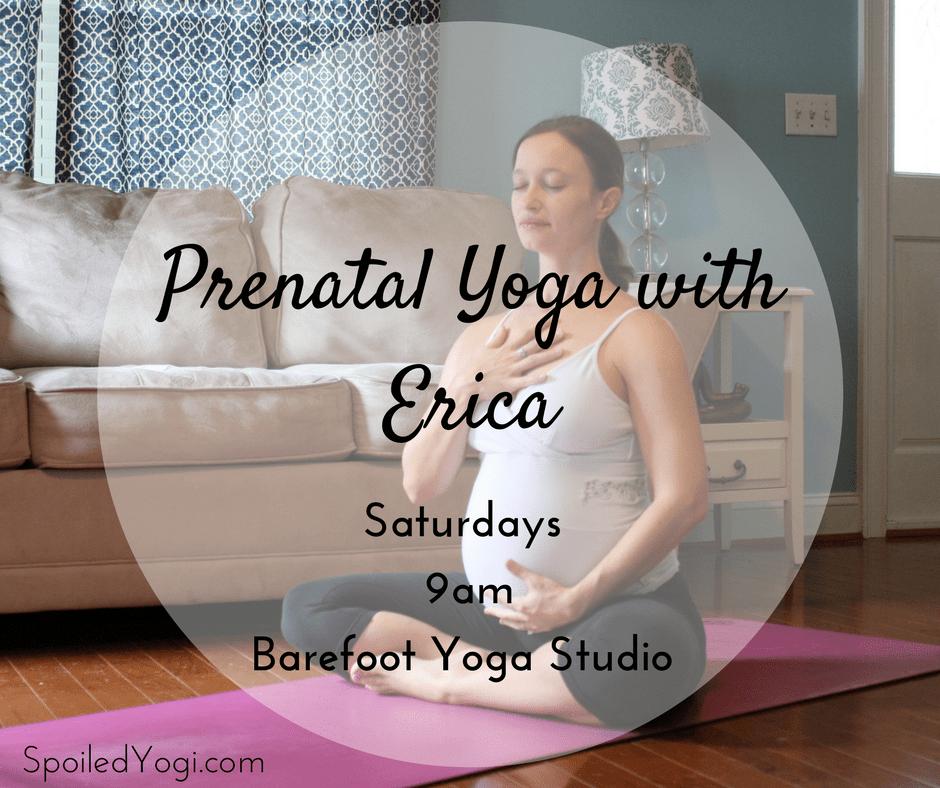 Prenatal Yoga Classes Charleston Sc | Prenatal yoga ...