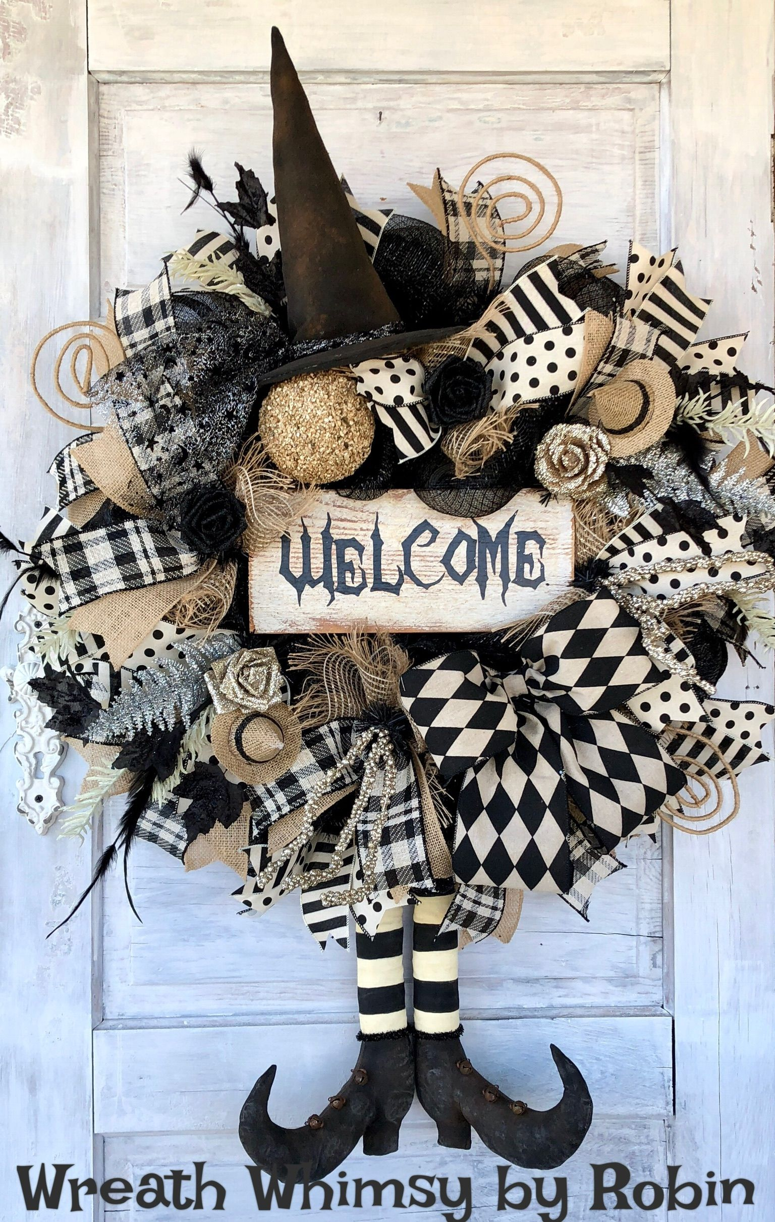 Unique Custom Made Wreaths for any Occasion by Wre