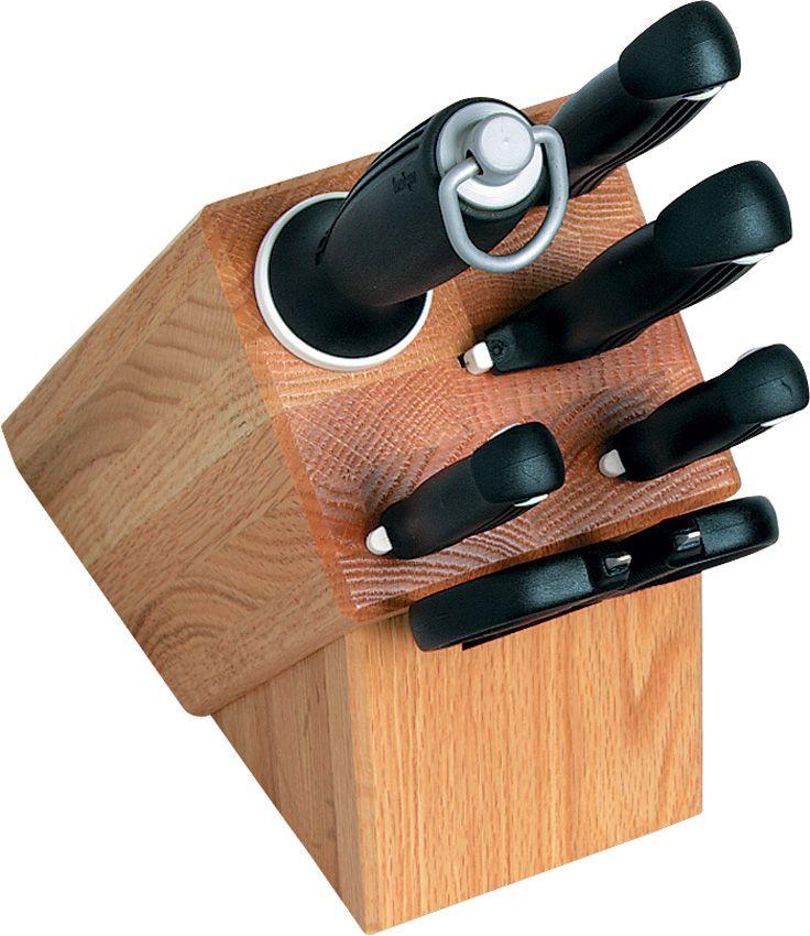 Kershaw Seven Piece Block Set Knives 99007