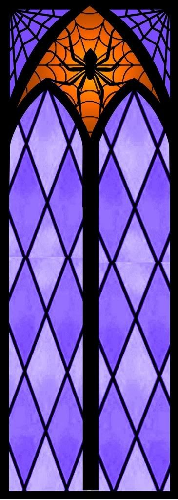 Creating Stained Glass WIP Frustrations