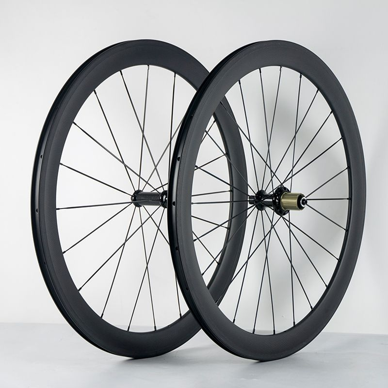 Ultra Light 700c 38mm 50mm 60mm 88mm Clincher Tubular Road Bike