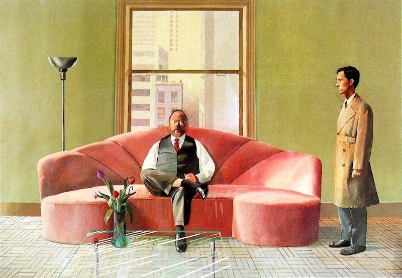Art History News Largest Ever Hockney Retrospective