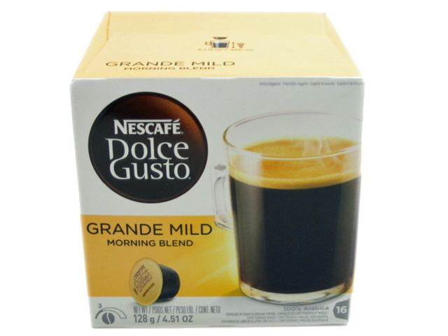 Dolce Gusto Morning Blend Capsules For The Dolce Gusto Machine By Nescafe Dolce Gusto Nescafe Dolce Gusto