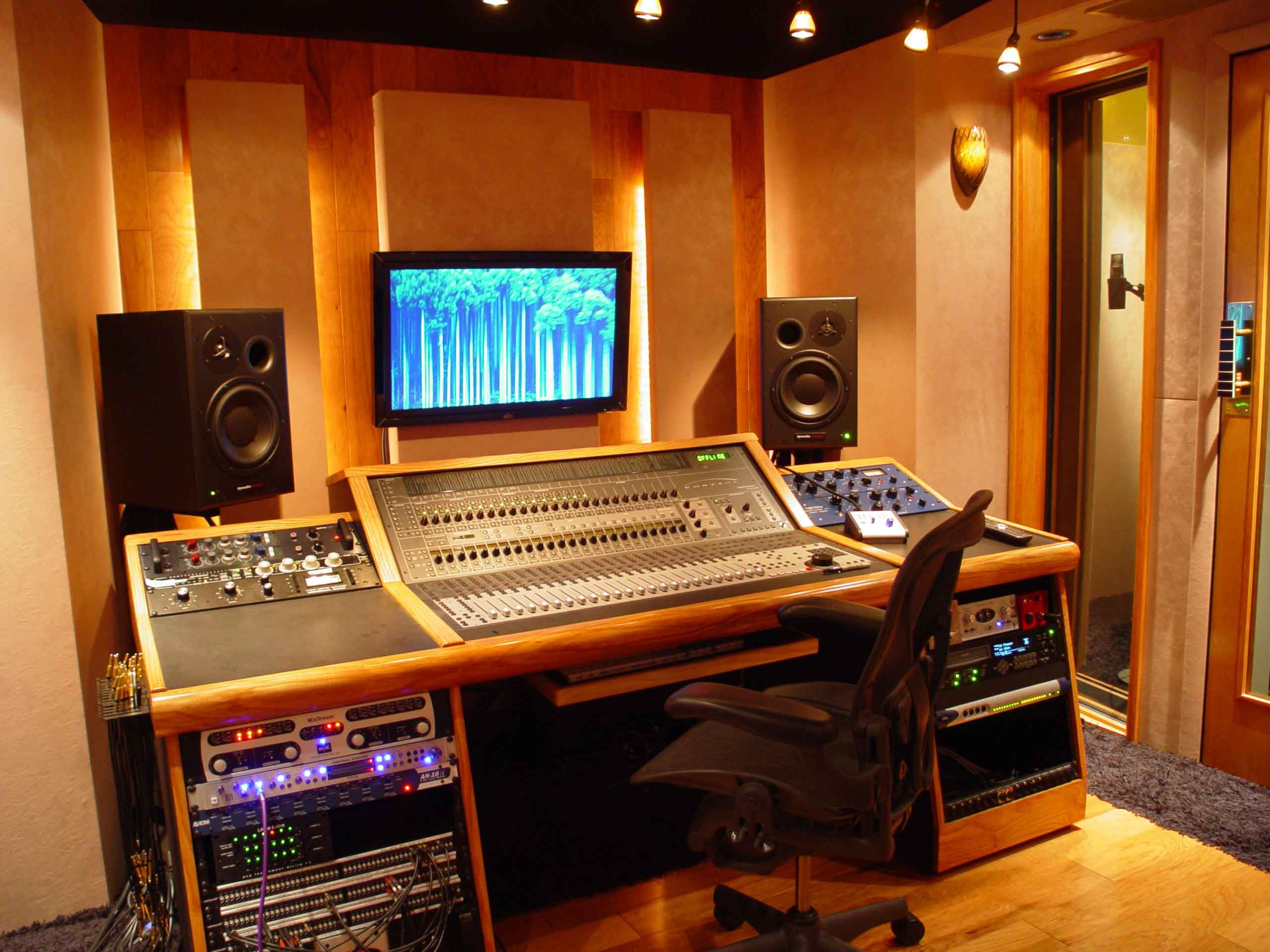 Excellent 1000 Images About Recording Studios On Pinterest Underground Largest Home Design Picture Inspirations Pitcheantrous