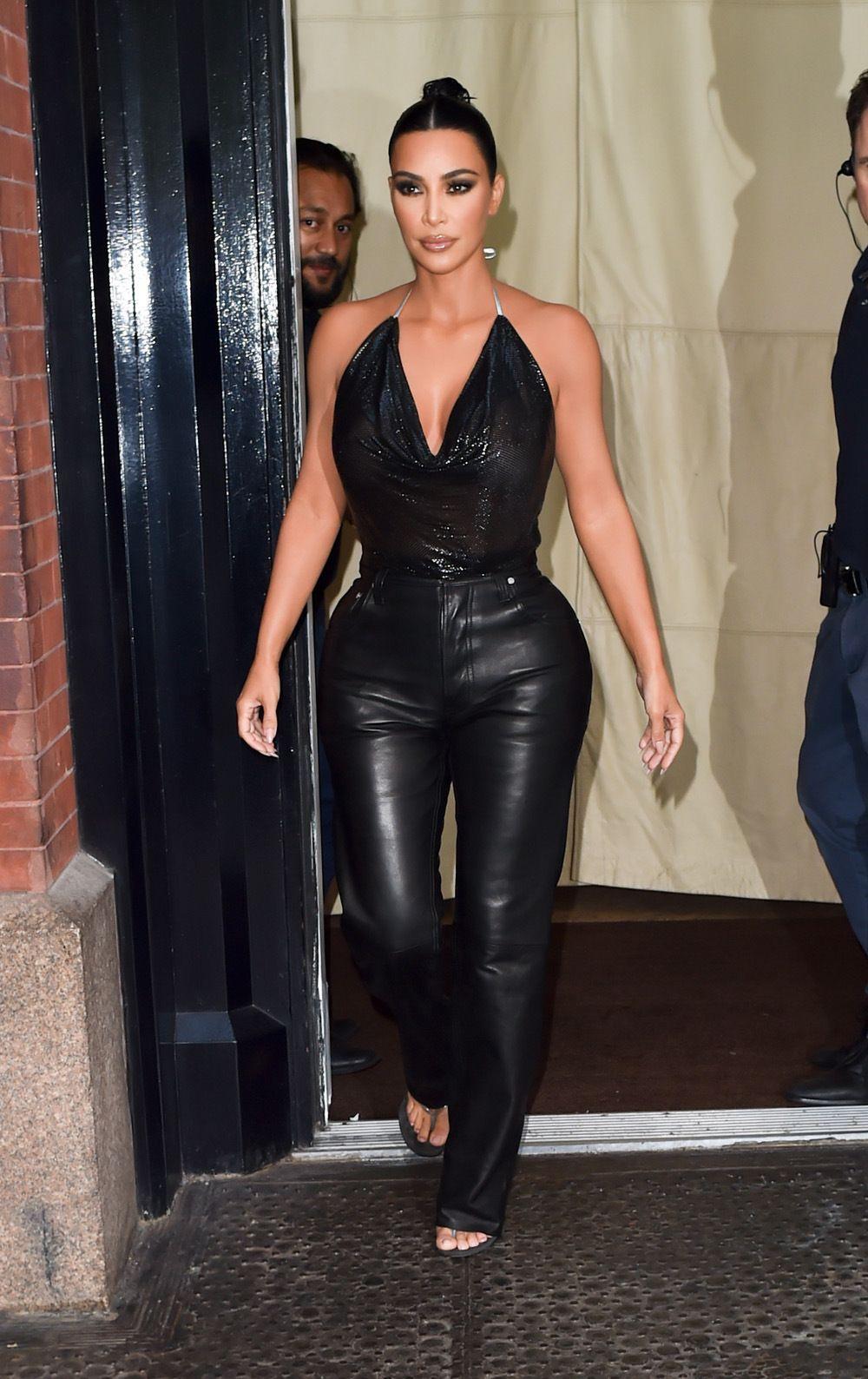 Kim Kardashian's Hottest Photos Of 2019