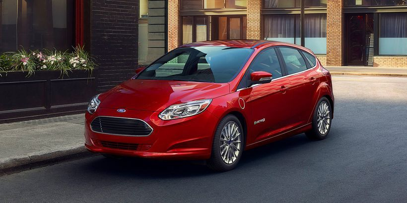 2019 Ford Model E Ford S Not Tesla S One Ford Focus Electric