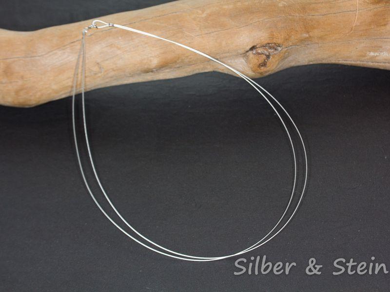 Weicher Silber Reif Zweireihig Silber Und Steine