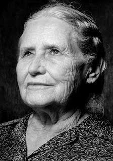 Doris Lessing, writer, Nobel prize 2007